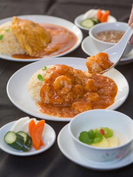 中国料理 王華飯店
