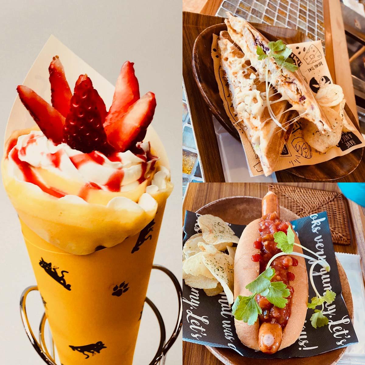 CAFE SweetsNekoji