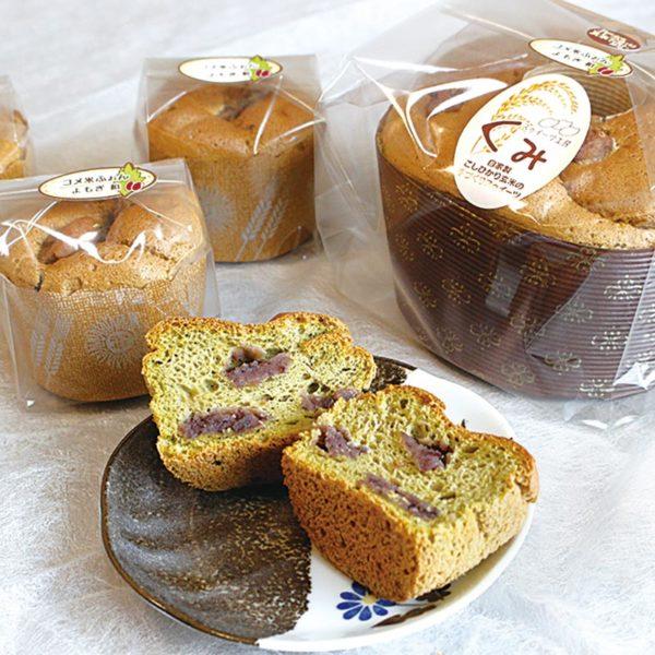 くみシフォンケーキ