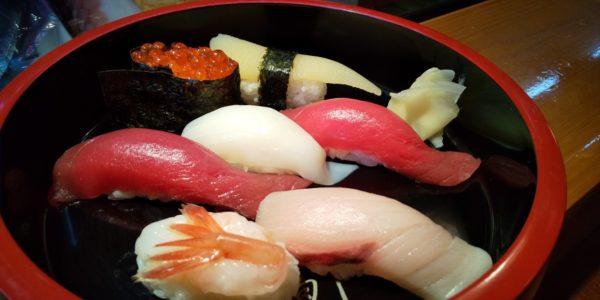 新駒にぎり寿司